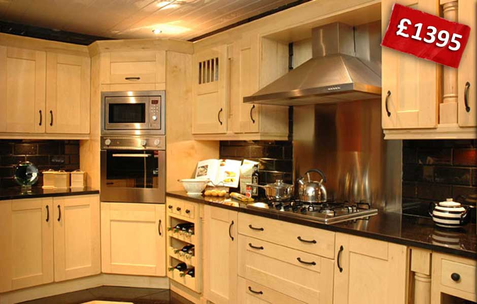 Amazing Kitchens For Sale In London